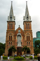 Notre Dame of Immaculate Conception Cathedral.