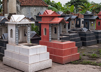 Tombs for sale.