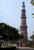 Tallest brick minaret in the world = 72 meter high, five platforms.