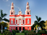 Sacred Heart Cathedral.