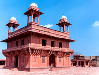 Diwan-I-Khas or Hall of private audiences.