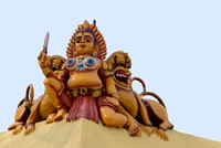 Bootha Gana the guardian and attendant of Lord Shiva and his family.